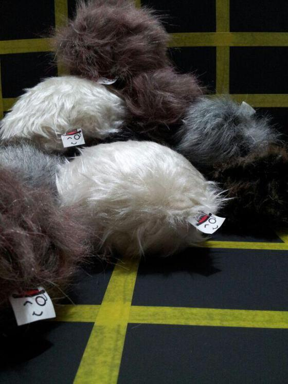 Holodeck Tribble party